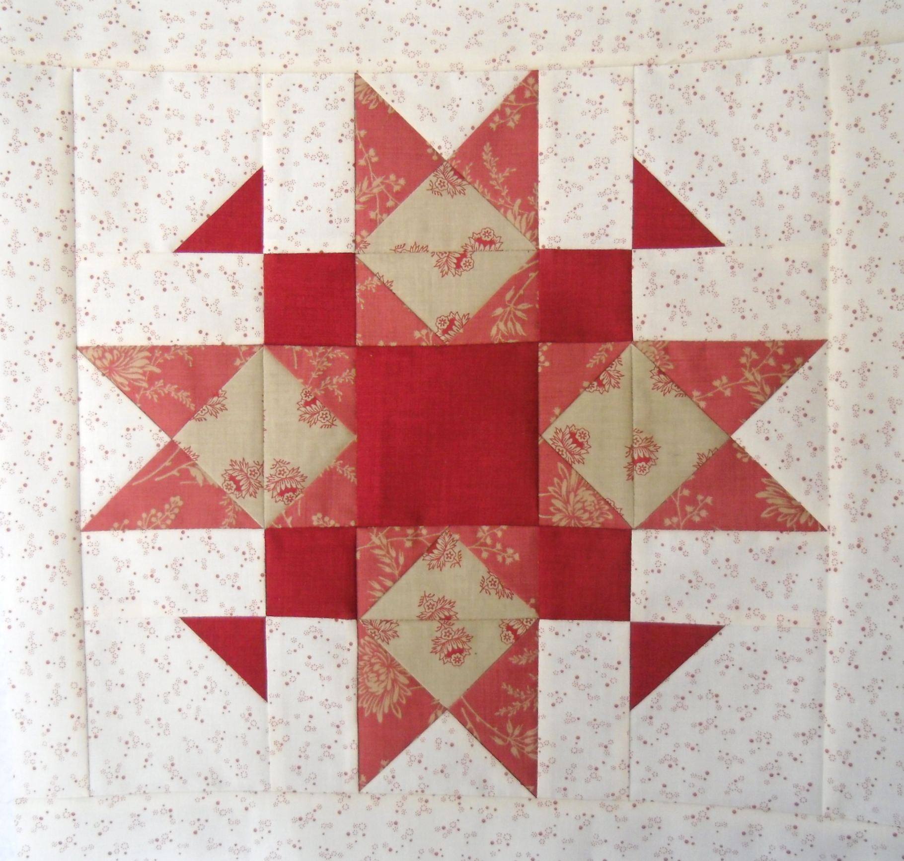 Paris in the fall quot block of the month the crafty quilter