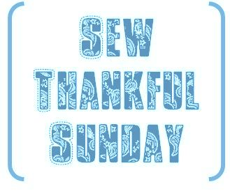 Sew Thankful Sunday Blue
