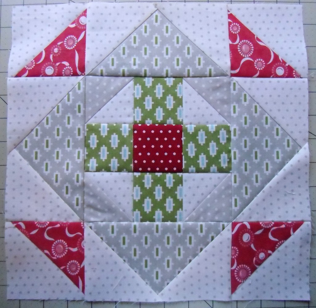 FQS Block 6 at The Crafty Quilter