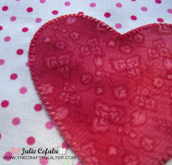 Applique Heart sneak peak