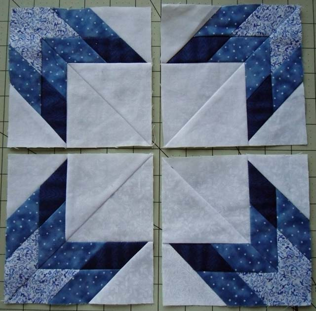star quilt label