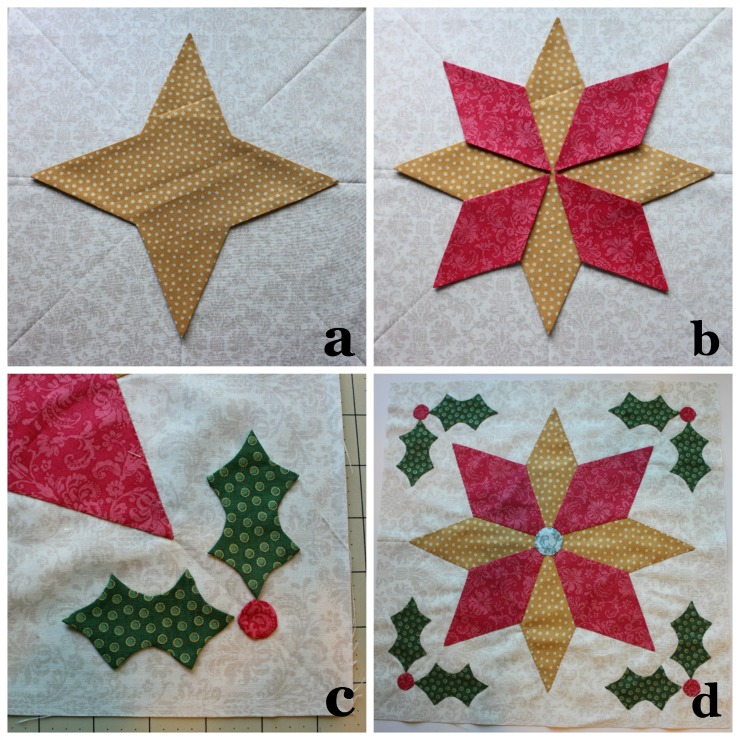 applique placement