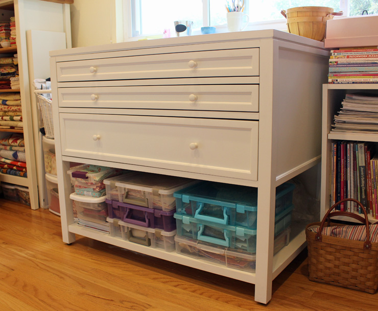 My Sewing Room Tour The Crafty Quilter