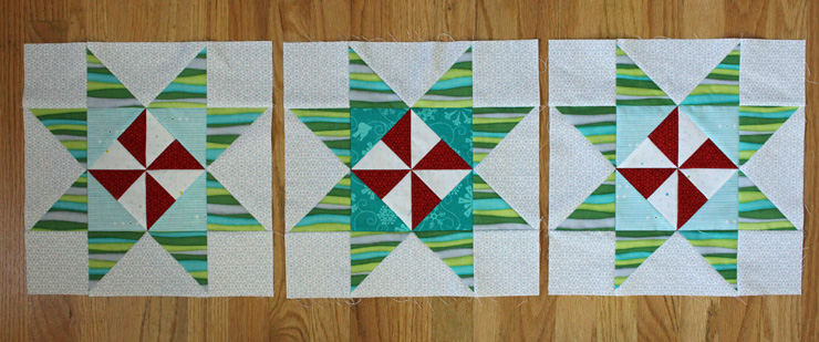 placemat blocks
