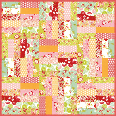Baby Quilt Patterns Jelly Rolls Sewing Patterns For Baby
