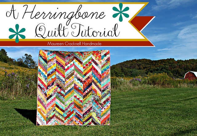 Herringbone tutorial