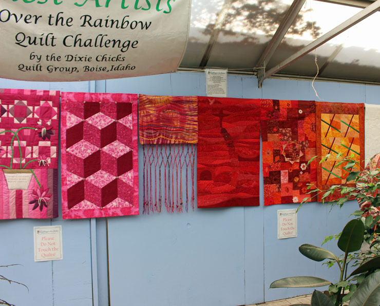 rainbow quilts 1