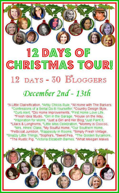 12 Day of Christmas Tour