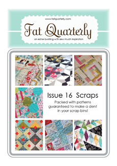 Fat Quarterly Issue 16