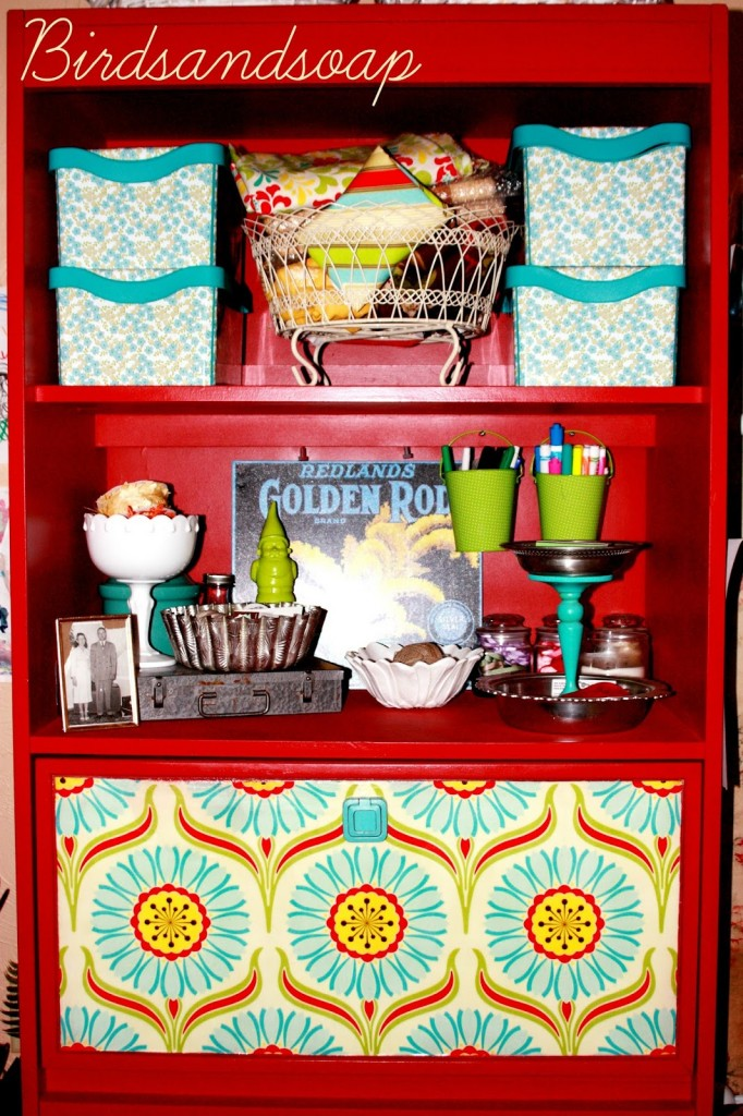 Sewing Cabinet Transformation