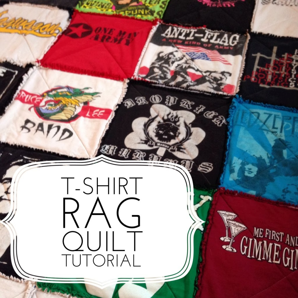 Sew thankful sunday the crafty quilter for How to make t shirt quilts easy
