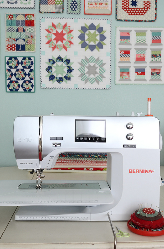 Bernina Sewing Machine @ Simplify