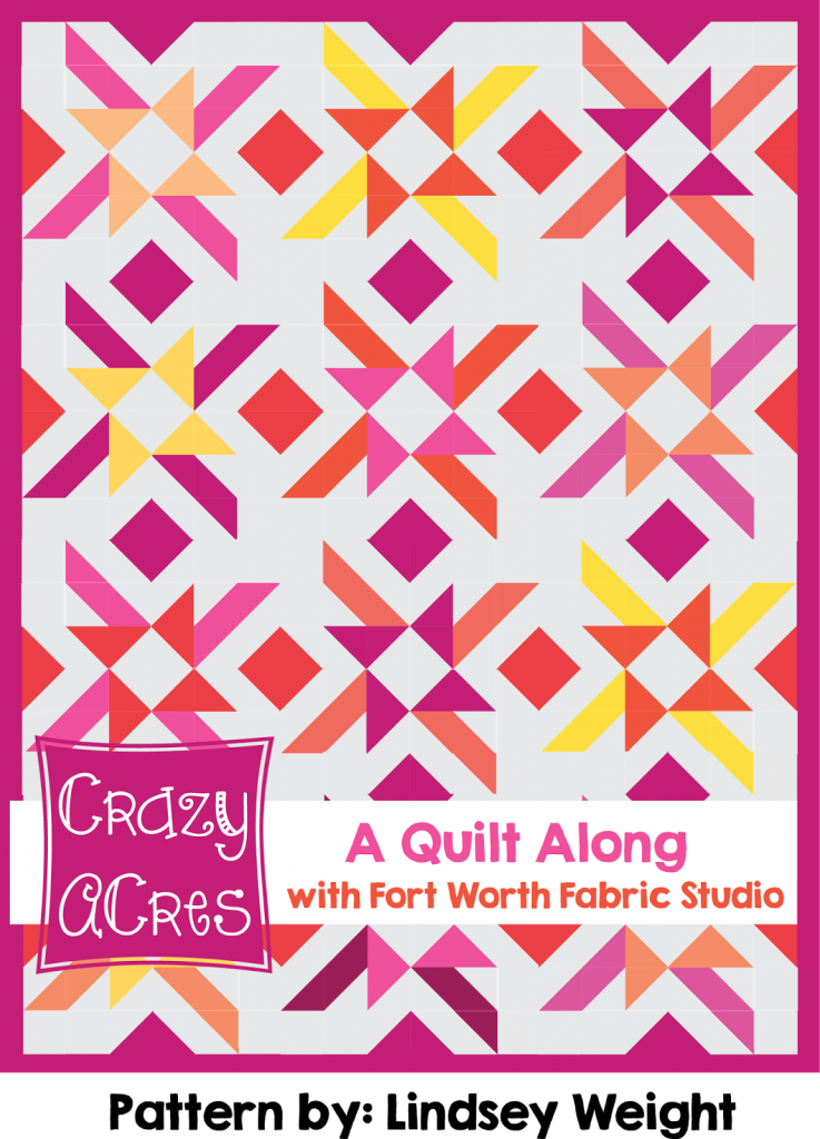 Crazy Acres Quilt Along