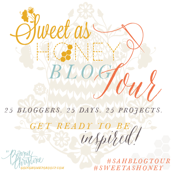 Sweet as Honey Blog tour