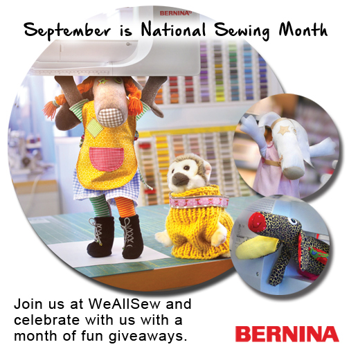 National-Sewing-Month-Contest