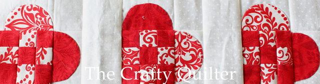Small Nordic Hearts @ The Crafty Quilter