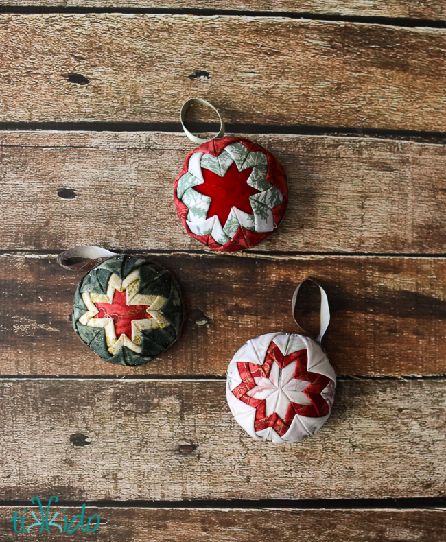 how to make handmade quilted ornaments sew thankful sunday quot ish quot december 2014 the crafty quilter 8190