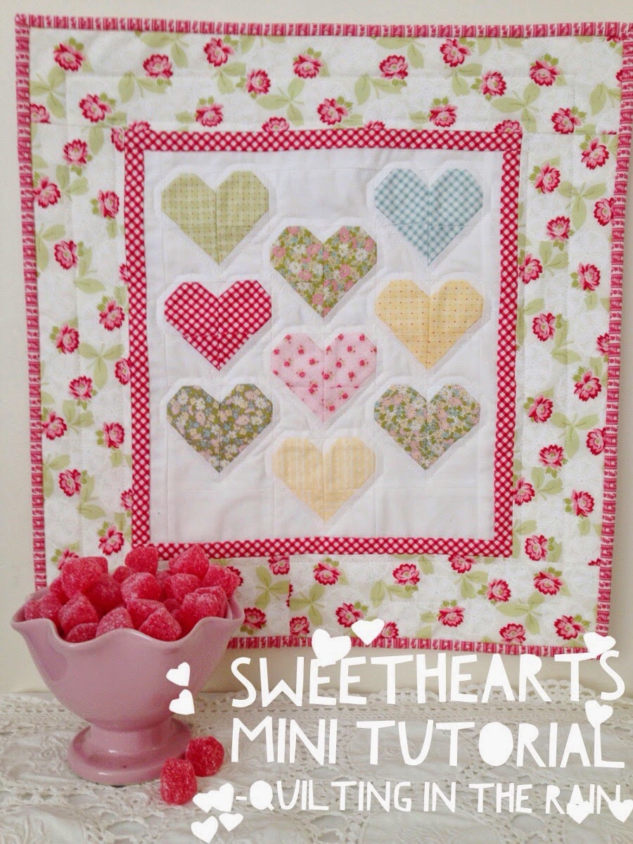 Sweethearts Mini Tutorial