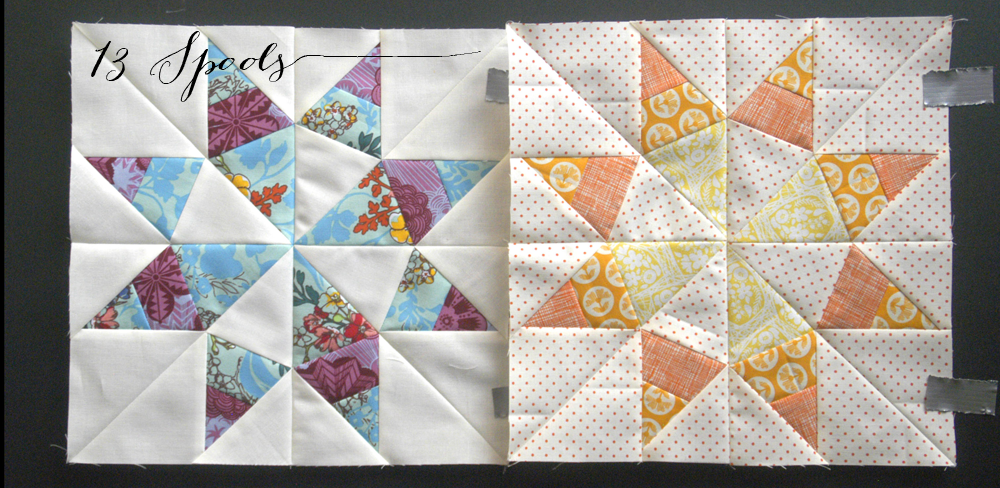 texas star quilt block