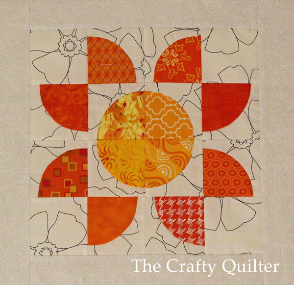 Classic Meets Modern Quilt Sampler by Julie Cefalu @ The Crafty Quilter