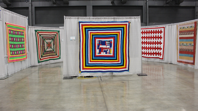 """The Quilts of Gee's Bend"" Exhibit"