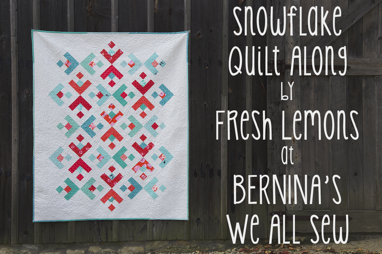 Snowflake-Quilt-Title