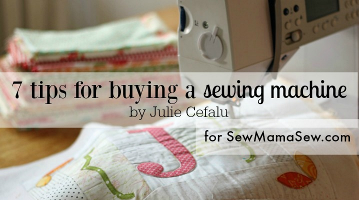 7 tips maine for buying a sewing machine 3