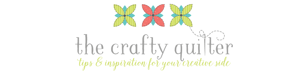 The Crafty Quilter - Quilting tips and inspiration