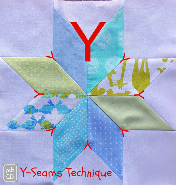 Y Seams Technique header