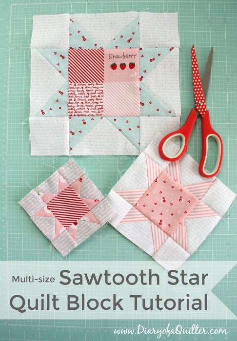 Quilt-Block-Sawtooth-Star-Tutorial-final