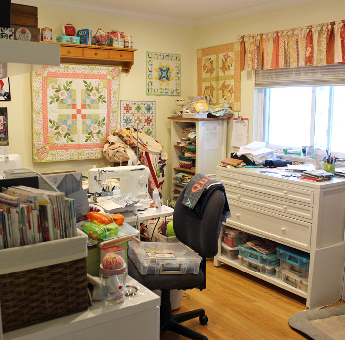 Sewing room chaos 1