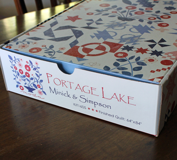 Portage Lake BOM by Minick & Simpson