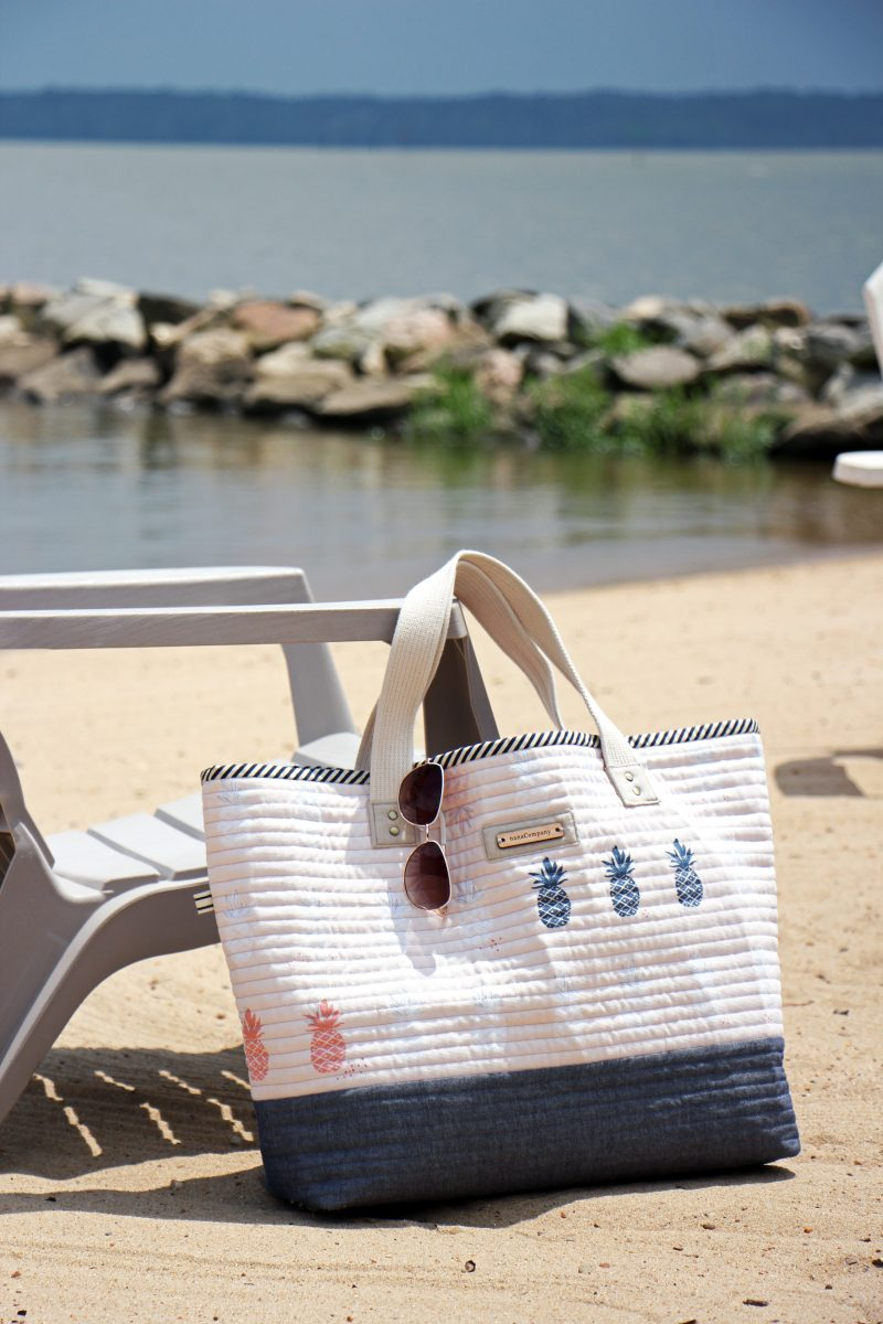 Riverside Tote at Nana Company