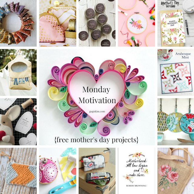 Free Mother's Day Projects @ Go Go Kim